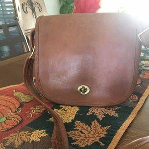 Vintage Coach handbag 1990's